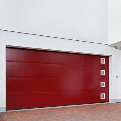 Automazioni porte sezionali sicurline service for Appoggiarsi all aggiunta del garage